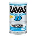 ザバス SAVAS サプリメント プロテイン ウェイトダウン ヨーグルト風味 336g 16食分 CZ7045