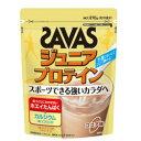 ザバス SAVAS サプリメント プロテイン ジュニアプロテイン ココア味 210g(約15食分) CT1022