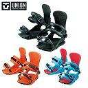 UNION(ユニオン)スノーボード ビンディング CONTACT
