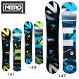 ナイトロ(NITRO) フリースタイルスノーボード 板 SUBZERO(2015年モデル)