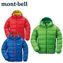 モンベル mont bellダウンジャケット ジュニアネージュダウンパーカ Kid's1101485