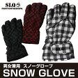 SLQ(エスエルキュー) 手袋 メンズ レディース ユニセックス スノーボード スキー ボードグローブ GLOVE防寒