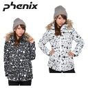 フェニックス(phenix)Winter Holiday JacketPS482OT65 スキージャケット(レディース)