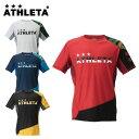 アスレタ ATHLETAカラープラクティスシャツ02246フットサル シャツ メンズ
