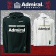 アドミラル(Admiral) スウェットジャケット AD5415S029サッカー ブレーカー・ピステ(メンズ)フード付クロストップ フード付ジャケット