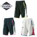 VLUCK ブラック フットサルウェア サッカーウェア プラクティスパンツ 半ズボン サッカーシャツ ゲームシャツ 練習用 パンツ