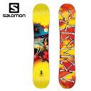 サロモン(SALOMON)フリースタイルスノーボード板 SANCHEZ <2015>