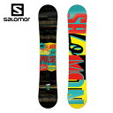 サロモン(SALOMON)フリースタイルスノーボード板 PULSE