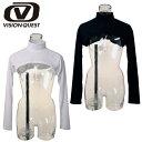 ビジョンクエスト(VISION QUEST) テニスウェア (レディース) トップガード(UPF+50) VQ5303...