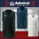 アドミラル Admiral サッカーウェアノースリーブインナーシャツ ジュニア JRノースリーブインナーシャツAD5415S015