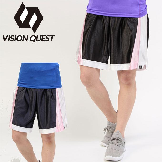 ビジョンクエスト VISION QUEST バスケットボール レディース バスケットパンツ VQ570406E07