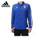 アディダス(ADIDAS)サッカーウェア トレーニング トップ(メンズ)レアルマドリード アンセムジャケットM36393