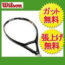 【ヒマラヤ限定モデル】 ウィルソン ( Wilson ) 硬式ラケット 未張り上げ ( メンズ ・ レディース ) パワーFX 115 WRT727320