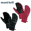 【送料無料】モンベル(mont-bell)トレッキングアクセサリーレイングローブレディース