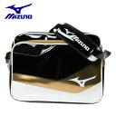 ミズノ(mizuno) エナメルバッグ(38L) 1FJD537209スポーツ ショルダーバッグ セカンドバッグ