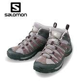 サロモン(SALOMON) ノーウッドミッドGTX(MYSTIC) L37317000 トレッキングシューズ(レディース)