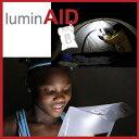 LuminAID(ルミンエイド)ソーラー充電式ライト LED ランタン