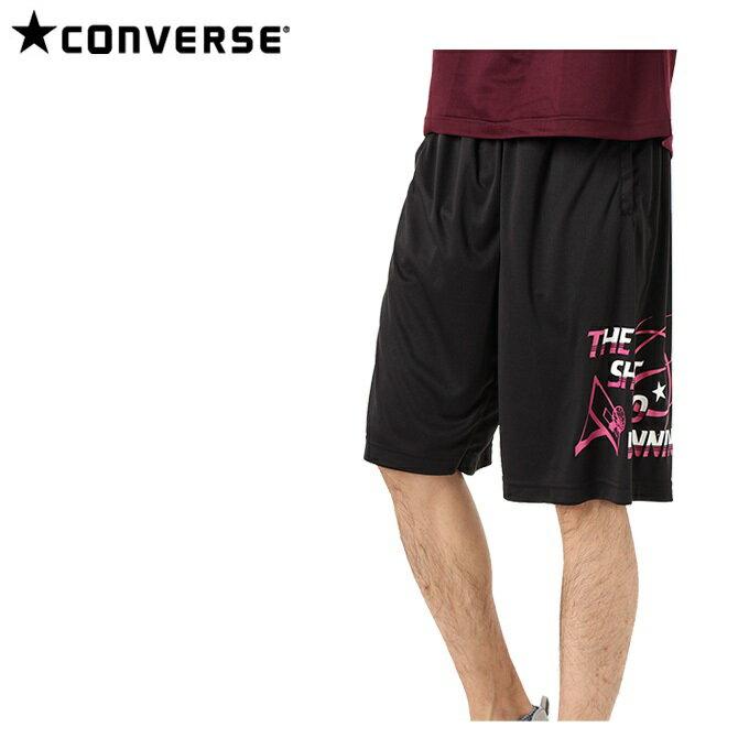 コンバース CONVERSEプラクティスパンツ ポケット付CBD251819バスケットボール ウェア