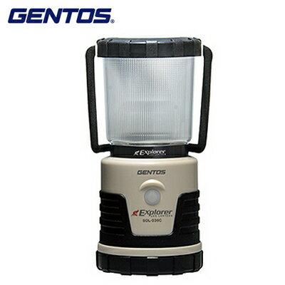 ジェントス SOL-036C
