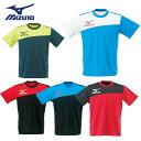 ミズノ mizunoテニス バドミントン ウェア メンズ レディースソーラーカット半袖Tシャツ62JA5Z08