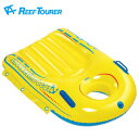 【レジャー用品クーポン利用で10%OFF 7/19 20:00~7/26 1:59】 リーフツアラー REEFTOURER 浮き輪 スノーケリングボート RA0504