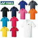 ヨネックス テニスウェア ゲームシャツ メンズ ポロシャツ 10300 YONEX バドミントンウェア