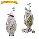 ラウドマウス(LOUDMOUTH) LM410 L-SET 2x4+UT+PT+CB ゴルフクラブ ハーフセット(レディース)