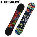ヘッド HEAD フリースタイルスノーボード板 メンズ レデ...
