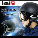 ヘッド ( HEAD ) スキー・スノーボード ヘルメット (ユニセックス) BEACON H ビーコンウィンタープロテクター