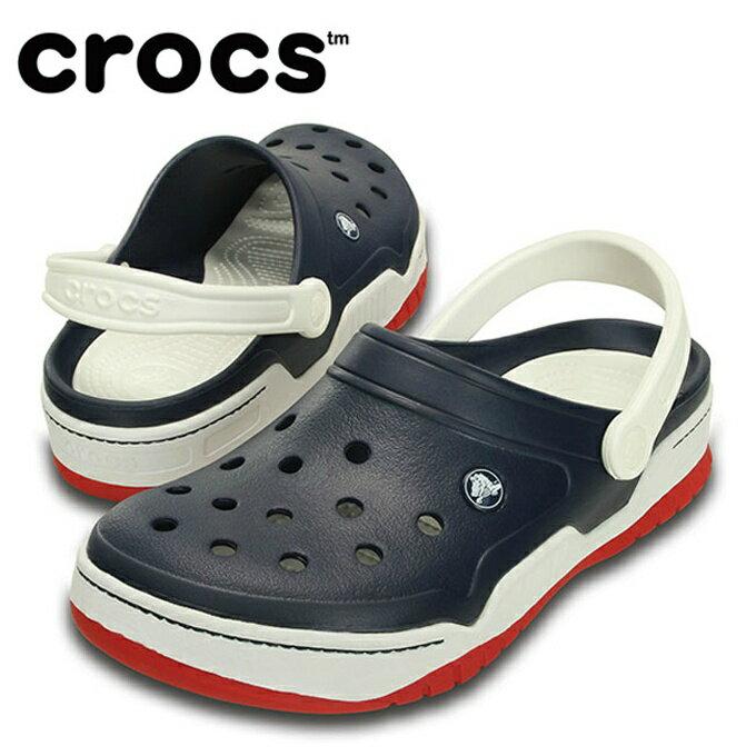 クロックス crocs サンダル メンズ レディース フロントコートクロッグ 14300
