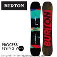 【D10倍 P7倍 G5倍 12/8 1:59まで】【2015‐16モデル】 バートン(BURTON)フリースタイルスノーボード(メンズ) PROCESS FLYING Vプロセス【BUCL】