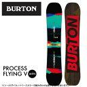 【2015‐16モデル】 バートン(BURTON)フリースタイルスノーボード(メンズ) PROCESS FLYING Vプロセス【BUCL】