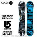 バートン ( BURTON ) スノーボード板 ( メンズ ) フリースタイルボード CLASH