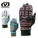 ビジョンクエスト(VISION QUEST) 手袋(メンズ・レディース) ストレッチグローブ(ノルディック) VQ430108F03防寒
