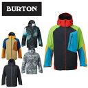 バートン BURTON[ak] 2L Cyclic Jacket10002102ウインターウェア スノーボードジャケット メンズ