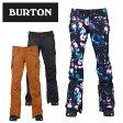 バートン(BURTON) Women's TWC Hot Shot Pant 15026100 ウインターウェア スノーボードパンツ(レディース) 2016年【BUCL】