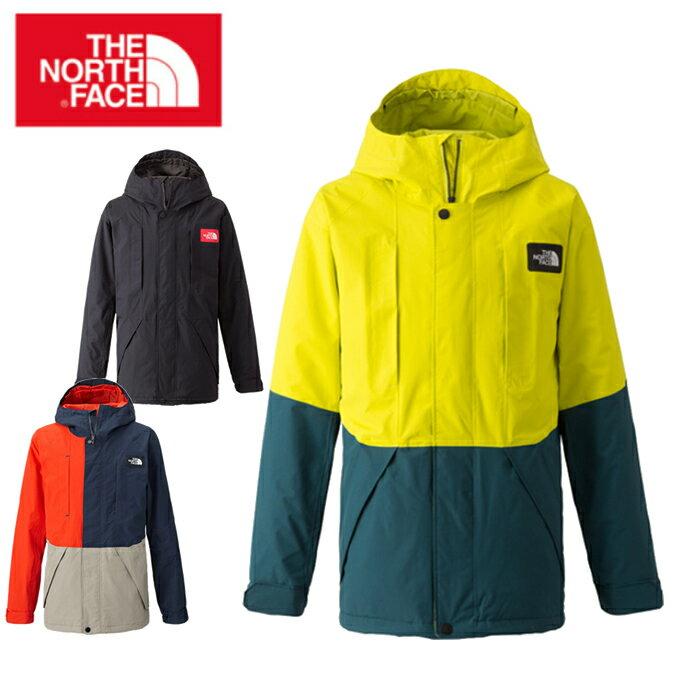 ノースフェイス ( THE NORTH FACE ) スキーウェア ( メンズ )  TURN IT UP JACKET ターンイットアップジャケット NS61517