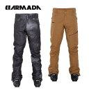 アルマダ(ARMADA)ウインターウェアスキーパンツ(ユニセックス)メンズ トラップパンツTrap Pant
