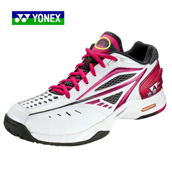 ヨネックス(YONEX)テニスシューズオムニ・クレイ 用パワークッション エアラススリムGCSHTASGC-123
