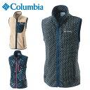 コロンビア(Columbia) バックアイスプリングスウィメンズベスト PL1081 トレッキングウェア ベスト(レディース)