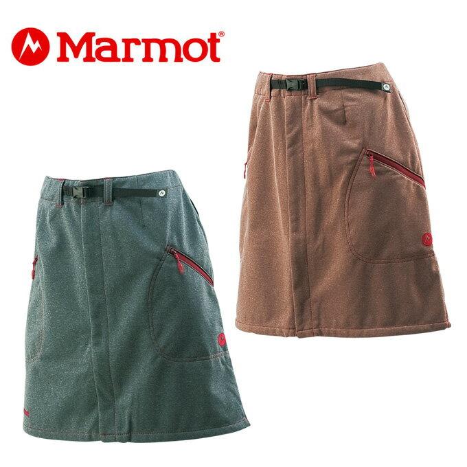 マーモット ジェットバリアスカート