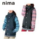 ニーマ nimaウィンターウェア ボードジャケット レディースSNB ジャケットNB-1010