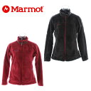 マーモット Marmotアウトドアウェア トレッキング ジャケット レディースMoon Fleece JacketMOF-F2264W