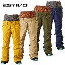 エスティボ(ESTIVO)スノーボードウェア パンツ レディースEV COOLSTAR PNT(EVW3520)
