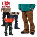 ボンファイア BONFIREスノーボードパンツ メンズUTILITY PANT