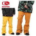 ボンファイア(BONFIRE)ウインターウェアパンツ(メンズ)スノーボードパンツEAGER PANT