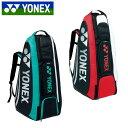ヨネックス YONEXテニスアクセサリー ラケットバッグスタンドバッグ リュック付 ラケット2本用BAG1619