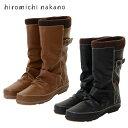 ヒロミチナカノ(hiromichi nakano) ウインターアクセサリー スノーブーツ・冬靴(レディース) L/ロングブーツ HN WPL112 【15-16...