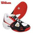 ウィルソン(wilson) ラッシュ・プロ SL プラス(RD/BK) WRS320330U テニスシューズ(メンズ)