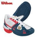 ウィルソン(wilson) ラッシュ・プロ SL(WH/BL/RD) WRS319480U テニスシューズ(メンズ)